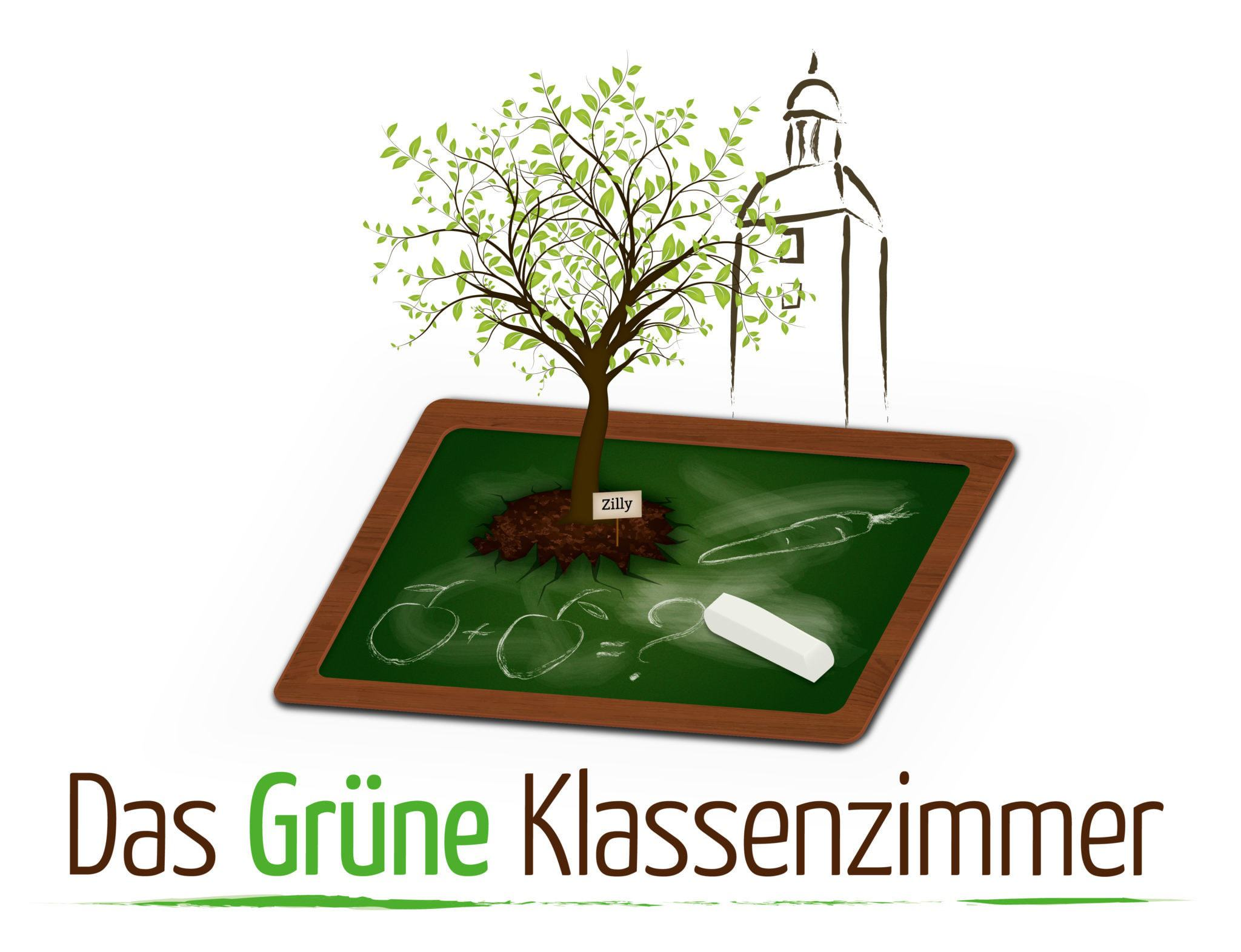 """Logoerstellung """"Das Grüne Klassenzimmer"""""""